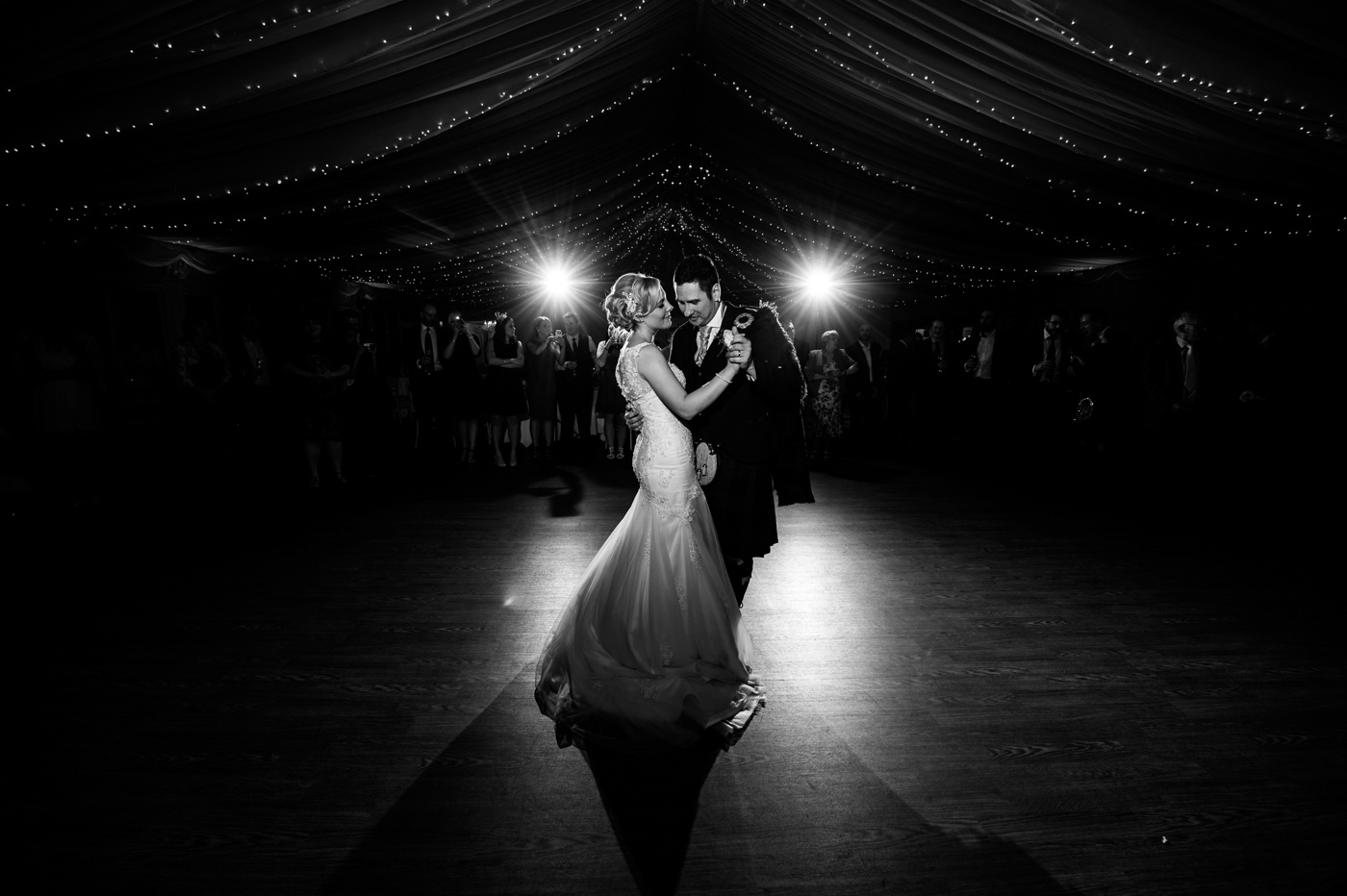 Quendon Hall First Dance
