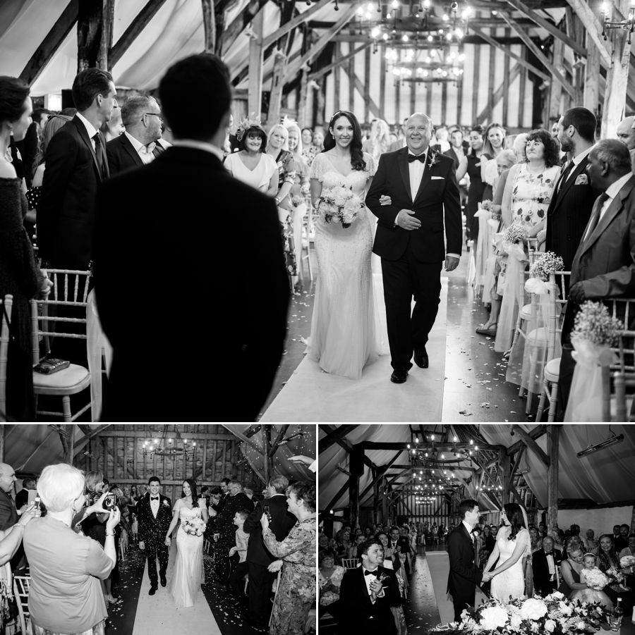 Ceremony at Colville Hall