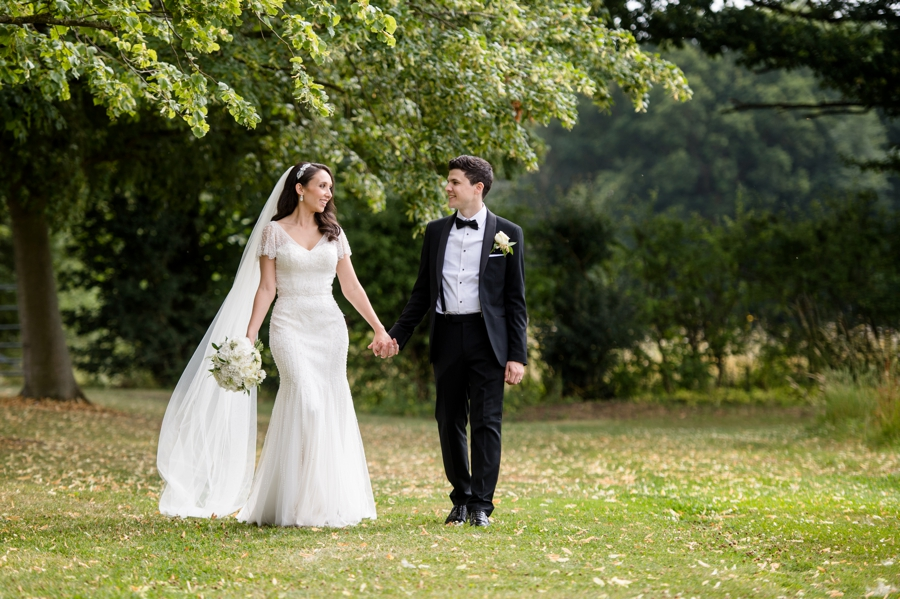 Charlotte & Michael at Colville Hall