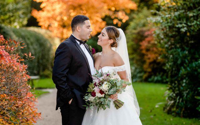 Forty Hall Weddings